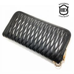 BACKDROP Leathers - ZIP WALLET