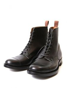 PRE-ORDER - Clinch Boots - Graham - Black