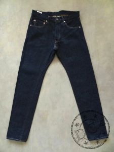 ONI Denim - 902ZR - 20oz SECRET DENIM - High Rise - Relaxed Tapered