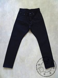 Pure Blue Japan - XX-019-WID - 14oz Deep Indigo - Relaxed Tapered