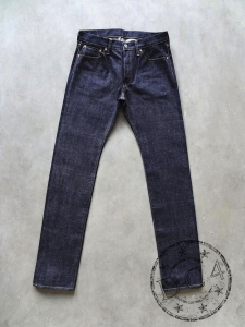 Samurai Jeans - S0511XX - 15oz - OTOKOGI Denim - American Texas Cotton - Slim Tapered