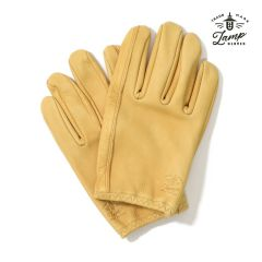 Lamp Gloves - Deerskin Leather - Utility Glove Shorty – TAN
