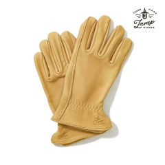 Lamp Gloves - Deerskin Leather - Utility Glove Standard – TAN