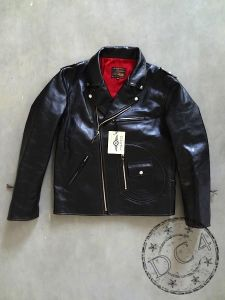 The Flat Head - WRJ-53B - Horsehide - Riders Jacket