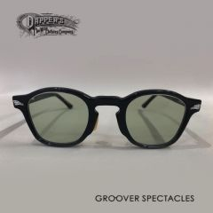 DAPPER`S  ✬  GROOVER - Special Collaboration Eyewear - Series 6th - Type DOLL - Black