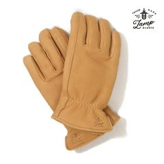 Lamp Gloves - Deerskin Leather - Sheepskin Lined - Winter Glove – TAN