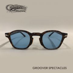DAPPER`S  ✬  GROOVER - Special Collaboration Eyewear - Series 6th - Type DOLL - Brown