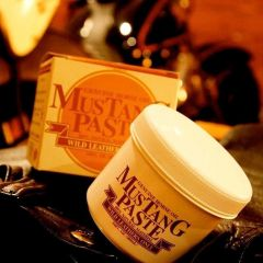 "MUSTANG PASTE - ""The Finest Leather Care In The World"" - 100% pure natural mustang horse paste"