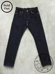 ONI Denim - 206 KIRAKU - 12oz Natural Indigo - Neat Regular Straight