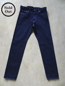 ONI Denim - 246KIWAMI - 16oz NATURAL INDIGO - Rope Dyed - Neat Straight