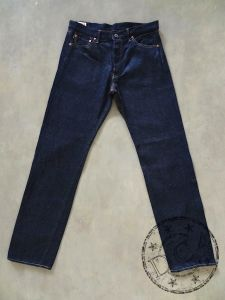 ONI Denim - 288ZR - 20oz SECRET DENIM - Regular Straight