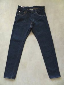 ONI Denim - 902ZR - 20oz SECRET DENIM - High Rise - Relaxed Spike Tapered