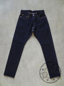 Pure Blue Japan - XX-019 - 14oz Selvedge Denim - Relaxed Tapered