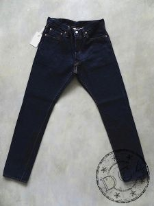 Pure Blue Japan - NP-019 - 17oz Nep Denim Jeans - Relaxed Tapered