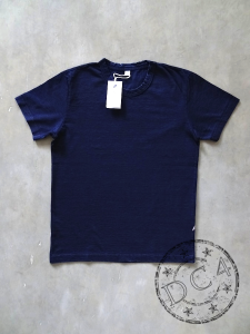 Pure Blue Japan - SS5011 - Indigo Dyed - Crew Neck - T-Shirt