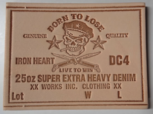 DC4 & IRON HEART Collaboartion DC4002